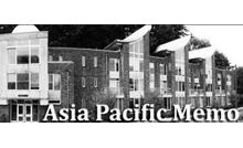 Asia Pacific Memo - Main Page