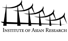 Institute of Asian Research - Main Page